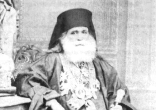 Mitopolitul primat Nifon (2)